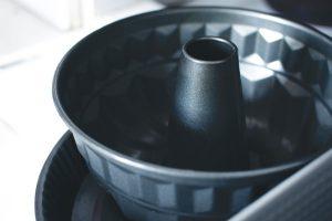 Bundt pan for baking