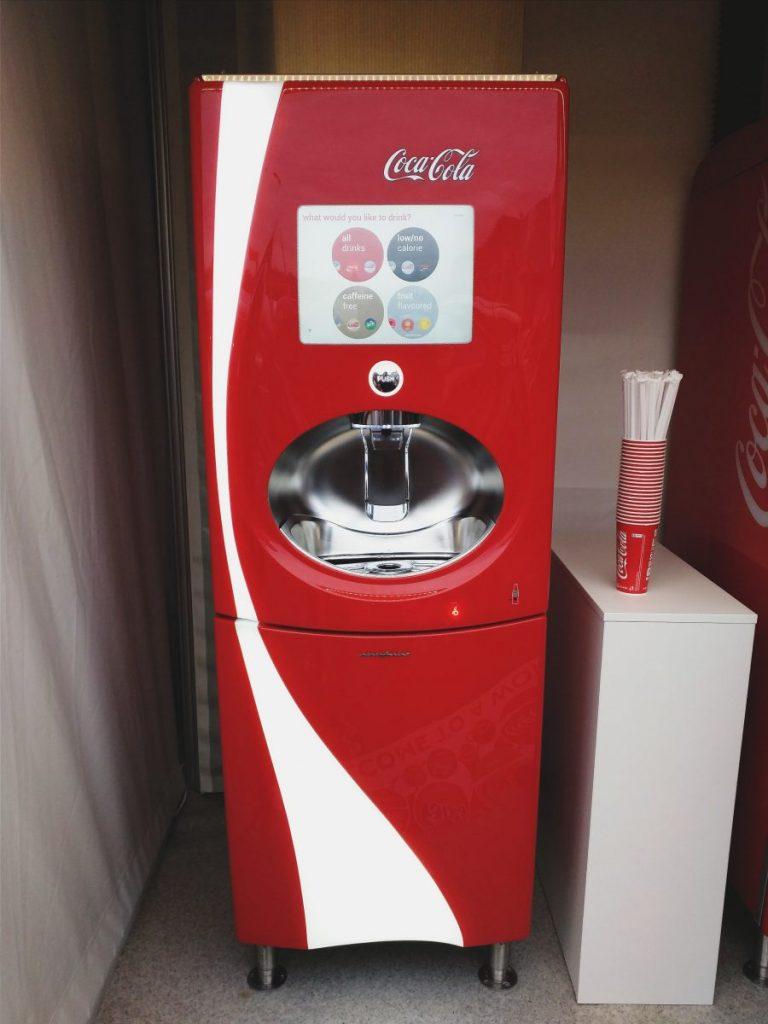 Coca-Cola Freestyle