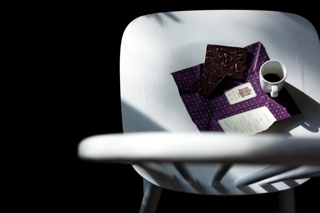 Dark chocolate Ajala