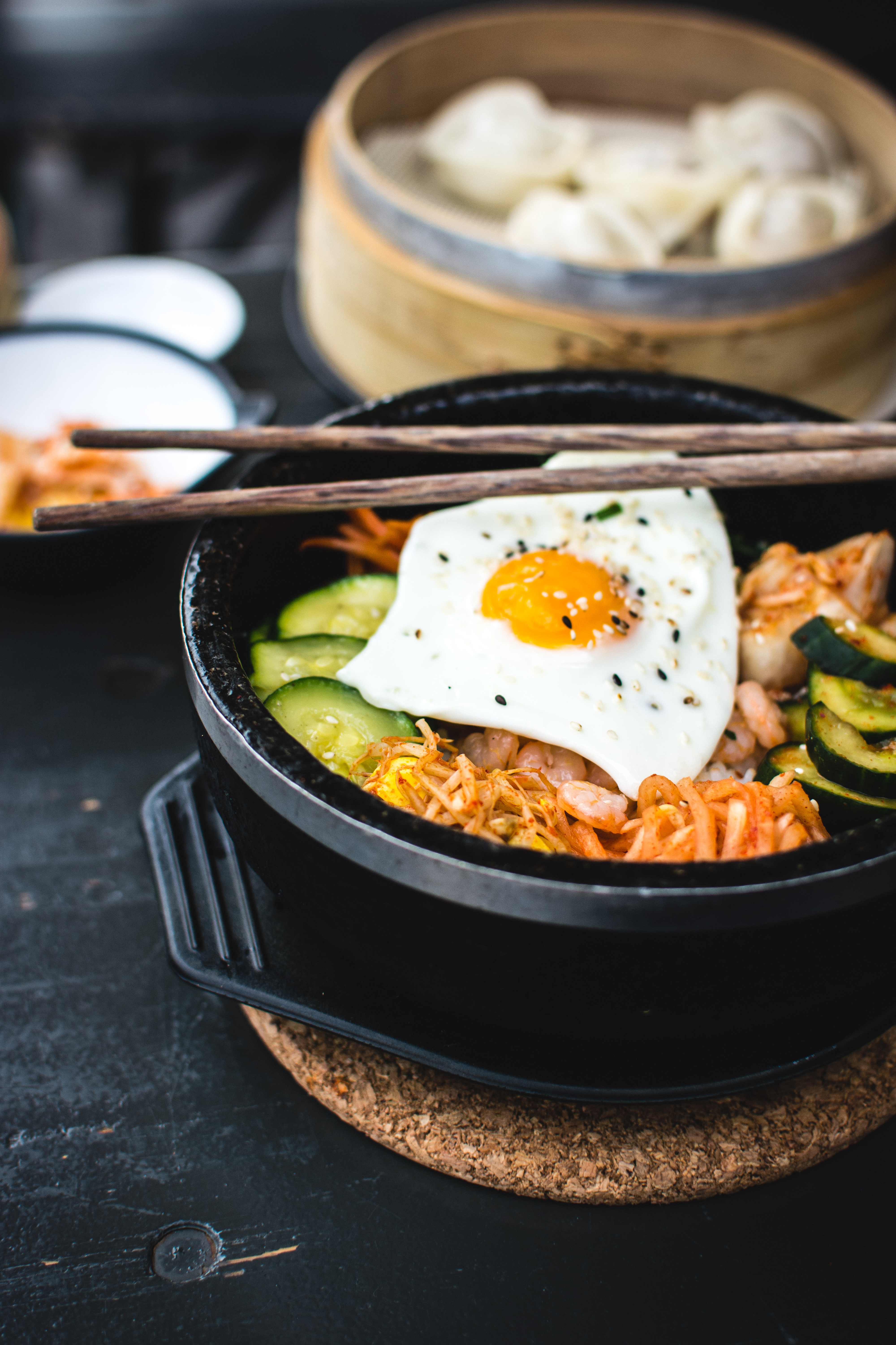 Korean Bibimbap in YamYam Berlin