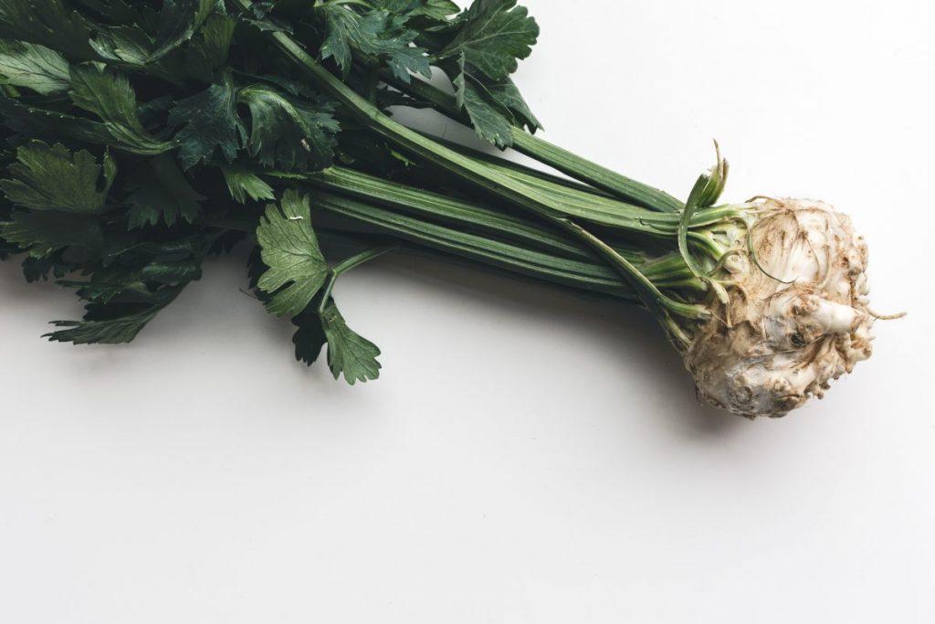 Wonderful healthy celery