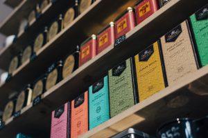 Premium boxed tea