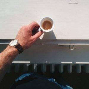 Espresso o'clock