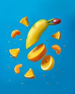 Yellow Dolphin